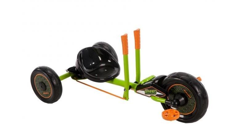 Huffy Green Machine Mini Junior Groen