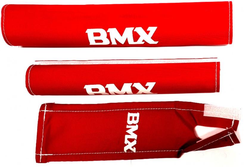 Korting Hzb Pads Bmx Junior Foam Rood 3 delig
