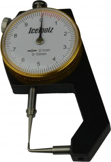 IceToolz dikte /slijtagemeter velgrand of remschijf 0.1 10mm