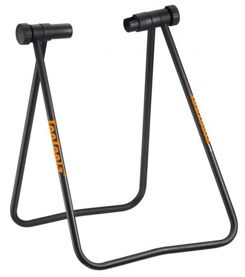 IceToolz displaystandaard voor achterwiel 1 fiets staal zwart