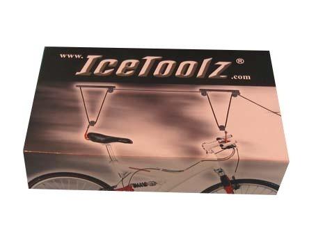 IceToolz fietslift Eldorado P621 plafondbevestiging