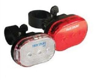 Ikzi Light Ledverlichting ATB Set