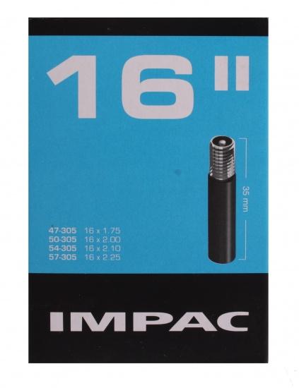 Impac Binnenband 16 x 1.75/2.125 (47/57 305) AV 35mm