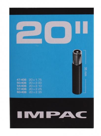 Impac Binnenband 20 x 1.75/2.35 (47/60 406 AV 35mm