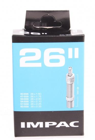 Impac Binnenband 26 x 1.50/2.35(40/60 559) DV 40 mm