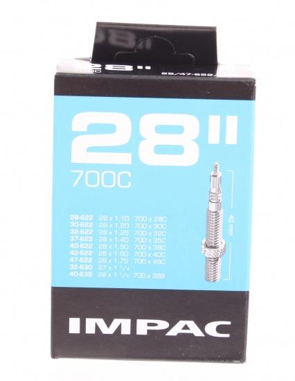 Impac Binnenband 28 x 1.10 1.75(28/47 622) FV 40 mm