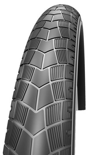 Impac Buitenband Bigpac 24 x 2.00 (50 507) zwart