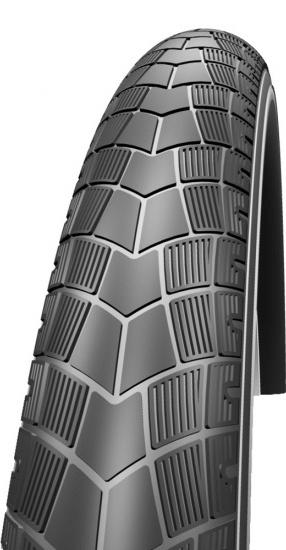 Impac Buitenband BS117 Bigpac 28 x 2.15 (55 622) zwart