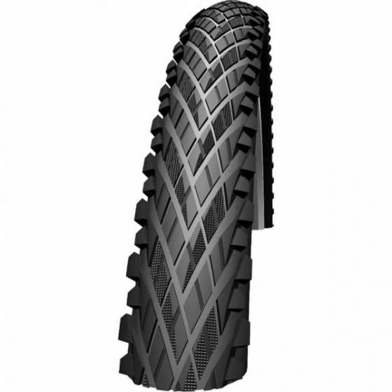 Impac buitenband Crosspac 24EPI 24 x 2.00 (50 507) zwart