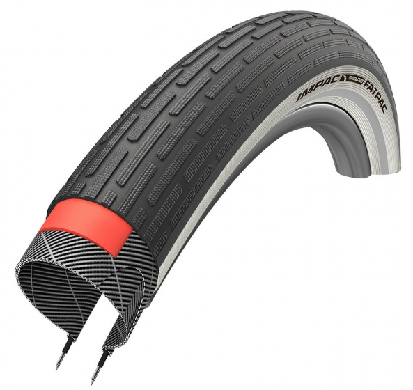 Impac buitenband Fatpac Puncture Protection 28 x 1.75 (47 622)