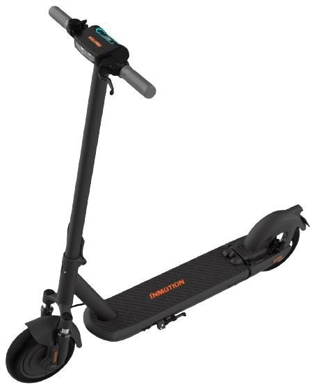 InMotion L9 Unisex Schijfrem Zwart - Elektrische fiets
