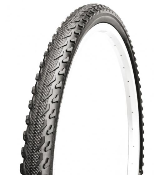 Innova buitenband 26 x 2.00 (54 559) rubber zwart/wit