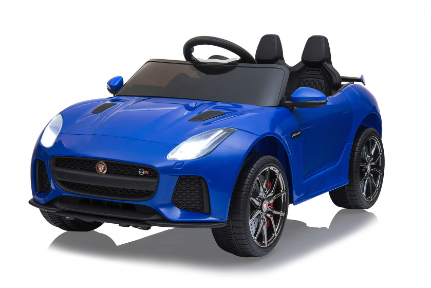 Jamara ride on Jaguar F Type SVR Junior Blauw