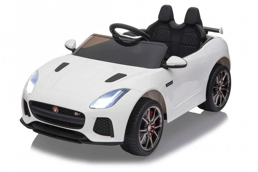 Jamara ride on Jaguar F Type SVR Junior Wit