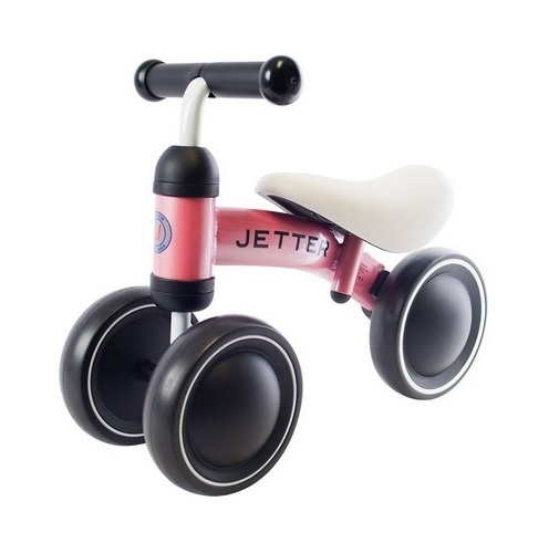 Jetter loopfiets Junior Rood