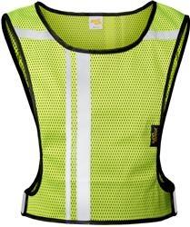 Joggy Safe Veiligheidshesje Unisex Geel Maat S