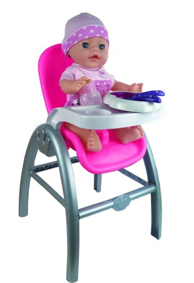 Egg Chair Roze.Johntoy Doll S Chair 3 In 1 Grey Pink 45 X 13 X 40 Cm L X W X D