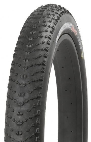 Kenda Buitenband Juggernaut Sport 26 x 4.50 (116 559) zwart