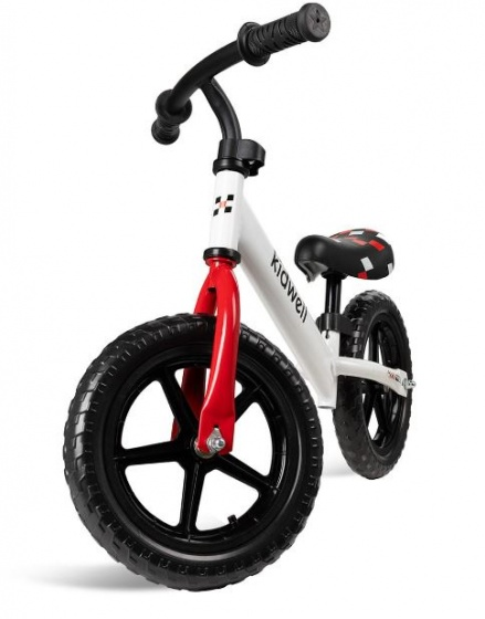 kidwell Rebel 12 Inch Junior Wit/Rood