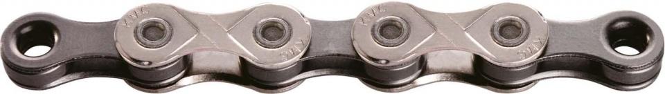 KMC ketting 1/2 x 11/128 11S 114 schakels zilver