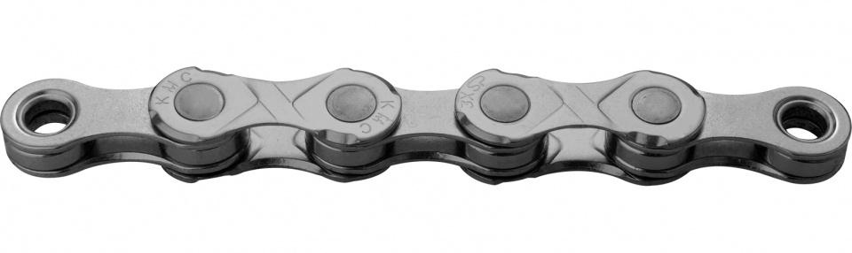 KMC ketting E10 EPT 1/2 x 11/128 10SP 136 schakels zilver