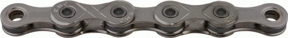 KMC ketting X10 73 1/2 x 11/128 inch 114 Schakels 10S grijs
