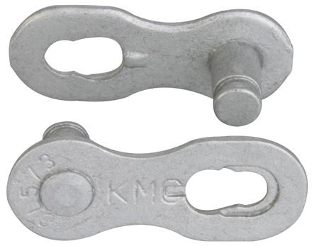 KMC Kettingschakel 7,3 mm CL 573 7SP 2 Stuks