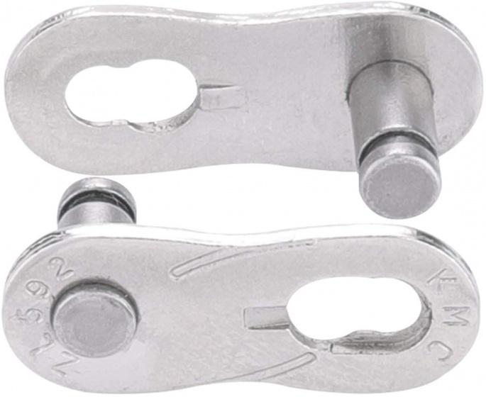 Korting Kmc Verbindingsschakel Z1ehx Nr Smal 1 2 X 3 32 Zilver 2 Stuks