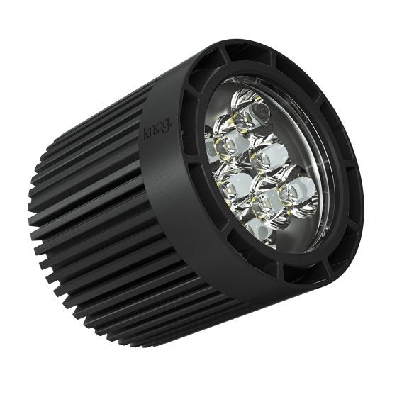 Knog PWR Lighthead 2000 lumen led zwart