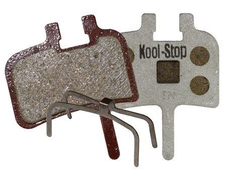 Kool Stop Schijfremblokken Aluminium D270a Avid Juicy 5 & 7