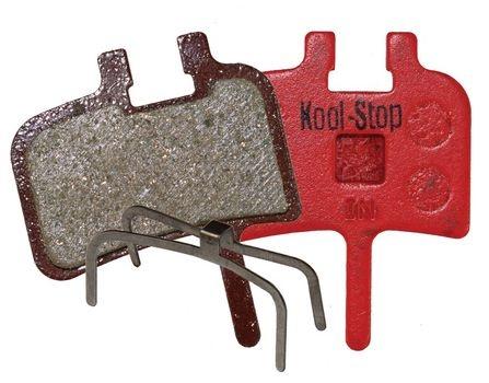 Kool Stop Schijfremblokset D270 Avid Juicy 5 en 7 / Carbon