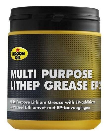 Kroon Oil MP Lithep Grease EP 2 smeervet 600 gram