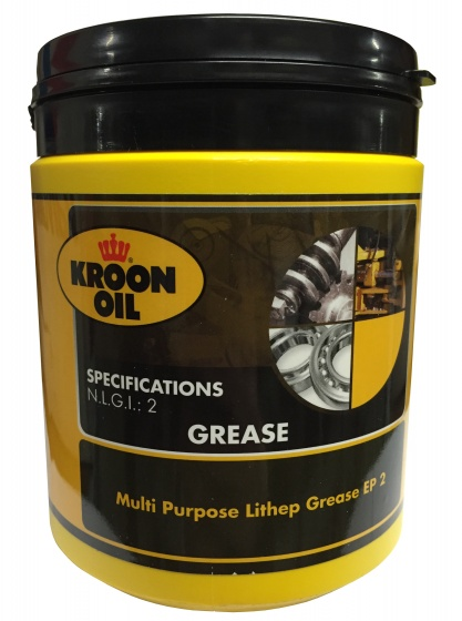 Kroon Oil Multi Purpose Lithep Vet Ep2nlg1:2 600GR