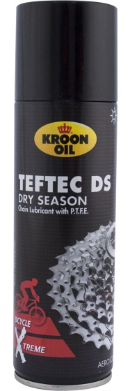 Kroon Oil TefTec DS smeermiddel spuitbus 300 ml