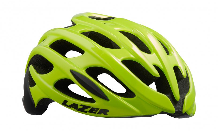 Lazer fietshelm Blade+ unisex schuim/mesh geel maat S