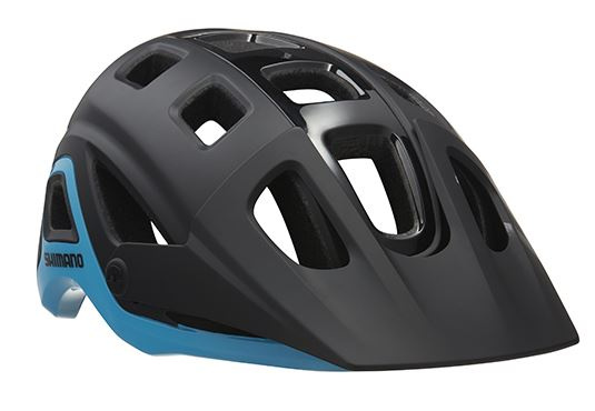 Lazer fietshelm Impala Team Shimano 52 56 cm zwart/blauw maat S