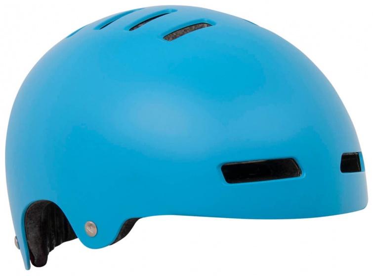 Lazer fietshelm One+ BMX unisex blauw maat 55 59 cm