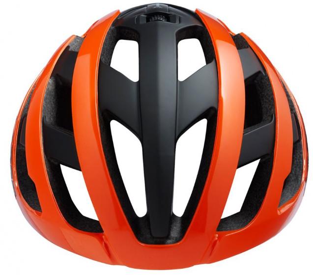 Lazer fietshelm Road Genesis Mips 52 56 cm oranje/zwart