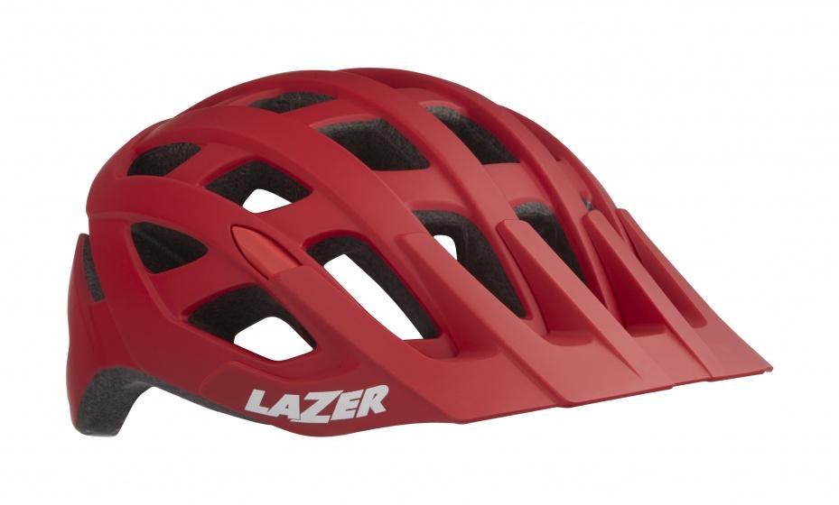 Lazer fietshelm Roller Mips MTB unisex rood maat M