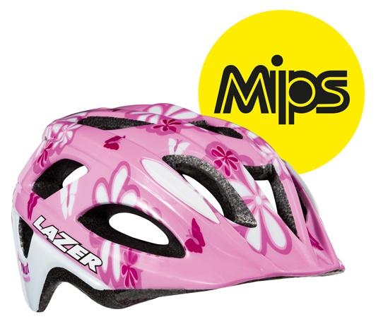 Lazer P'Nut kinderhelm Mips junior 46 50 cm roze