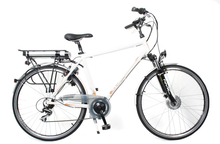 Leader Sara SE 28 Inch 53 cm Heren 7V V Brake Wit