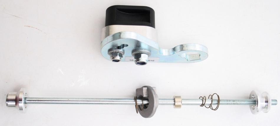Leggero Koppeling Voor Fietsnaaf Uitval 195mm