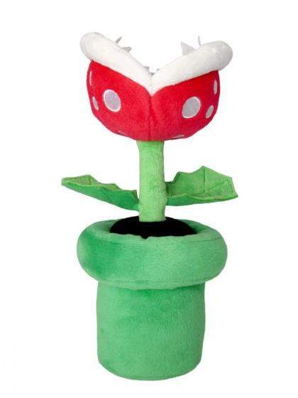 Peluche Super Mario bros Plante Piranha