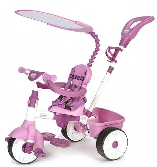 Little Tikes - 4-in-1 Driewieler Meisjes Roze