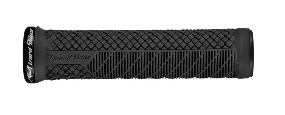 Lizard Skins handvatten Charger Evo Lock On 136 mm zwart 2 stuks