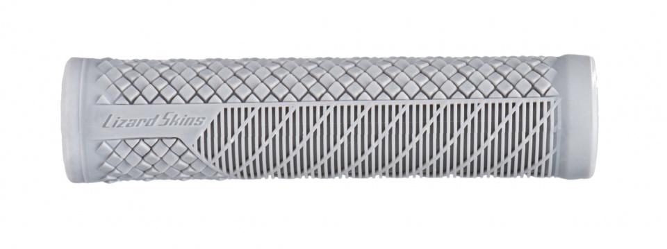 Lizard Skins handvatten Charger Evo Single 140 mm grijs 2 stuks
