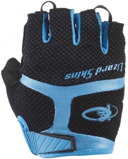 Lizard Skins fietshandschoenen Aramus GC zwart/blauw maat 12