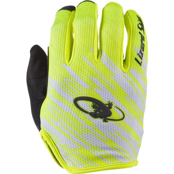 Lizard Skins fietshandschoenen Monitor geel maat 11