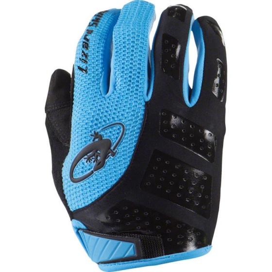 Lizard Skins fietshandschoenen Monitor SL blauw/zwart maat 8