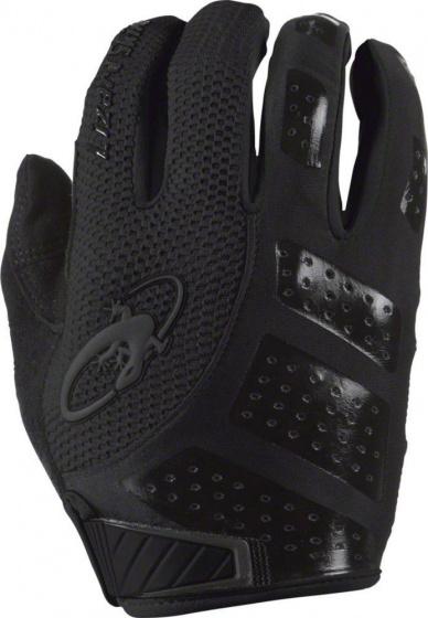 Lizard Skins fietshandschoenen Monitor SL Gel zwart maat 12